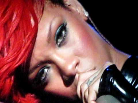 Rihanna - Rehab Live Staples Center 07/21/2010