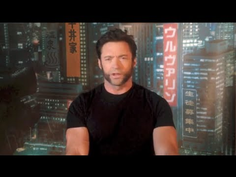 hugh - Watch the video answers from The Wolverine Llive Twitter Q&A with Hugh Jackman on May 2, 2013.