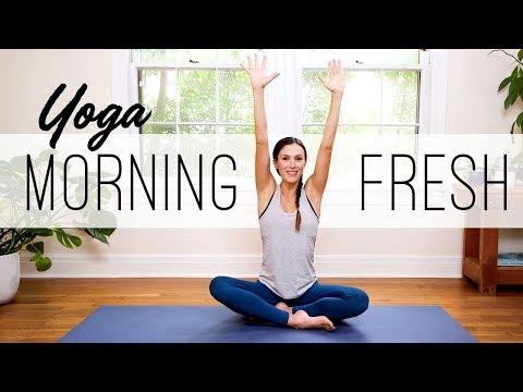 Yoga Morning Fresh     Yoga With Adriene