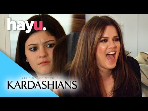 Khloé Chats Sex With Kendall & Kylie | Keeping Up With The Kardashians
