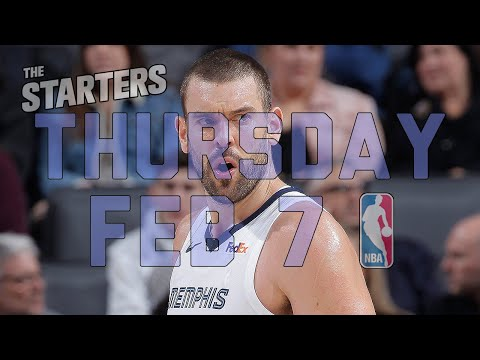 Video: NBA Daily Show: Feb. 7 - The Starters