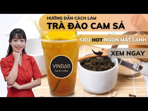 Hướng Dẫn Cách Làm Trà Đào Cam Sả Mát Lạnh Thơm Ngon Chuẩn Vị The Coffee House | VINBAR - Thời lượng: 39:21.