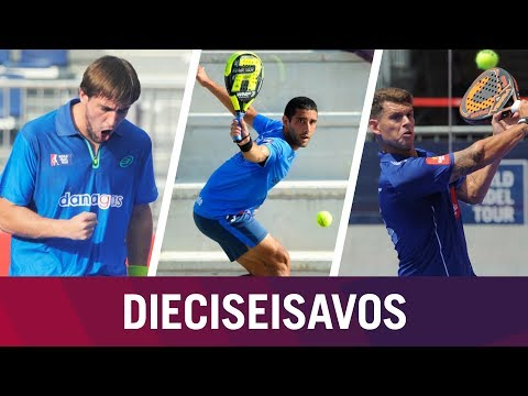 (Resumen) Dieciseisavos Valladolid Open 2017  World Padel Tour