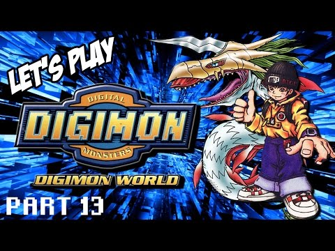 Let's Play►Digimon World [Part 13] Ultimate Power