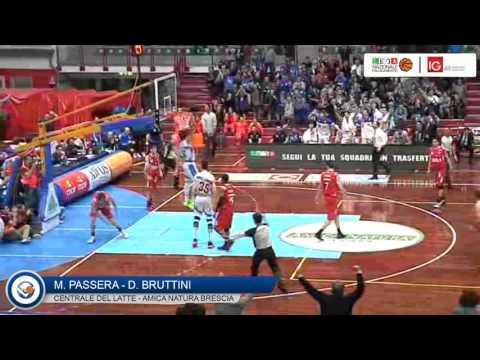 Serie A2 Girone Est, top ten 23 Giornata