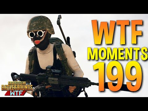PUBG Funny WTF Moments Highlights Ep 199 (playerunknown's battlegrounds Plays) (видео)