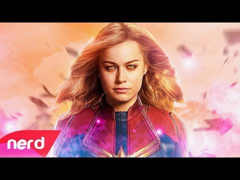 Captain Marvel Song | Born To Fly