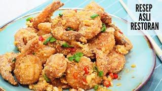 Video Resep Udang Goreng Telur Asin yang Super Enak | Salted Egg Shrimp Recipe MP3, 3GP, MP4, WEBM, AVI, FLV Oktober 2018
