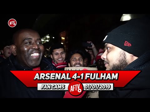 Arsenal 4-1 Fulham | The Banners Are Coming KROENKE OUT!! (Troopz)
