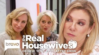Video The Ladies Reveal if Ramona Singer and Mario Hooked Up in Miami | RHONY After Show 1114 MP3, 3GP, MP4, WEBM, AVI, FLV Juni 2019