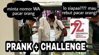 Video PRANK + CHALLENGE TERMALU-MALUIN DI MALL - Edisi 17 Agustusan || PRANK INDONESIA HUT RI KE 72 MP3, 3GP, MP4, WEBM, AVI, FLV Agustus 2017