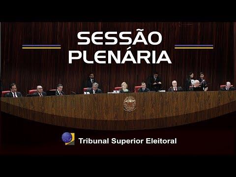 Sessão Plenária Extraordinária 31/08/2018