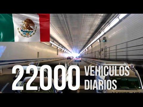 Gran Túnel Sumergido de Coatzacoalcos, en Veracruz, México
