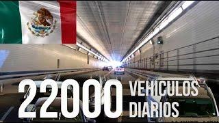 Coatzacoalcos Mexico  City new picture : Gran Túnel Sumergido de Coatzacoalcos, en Veracruz, México