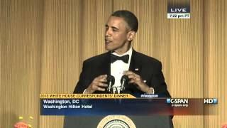 Nonton President Obama at 2013 White House Correspondents' Dinner (C-SPAN) Film Subtitle Indonesia Streaming Movie Download