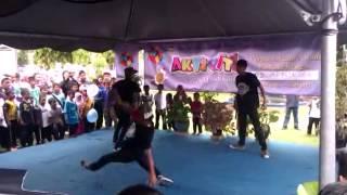 Kuala Kangsar Malaysia  city photos : Blazin Squad Bboy - Showcase in Padang Rengas Kuala Kangsar Malaysia April 2014