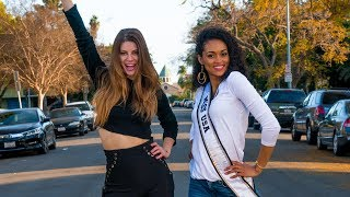 Video We're Your Babysitters! | Hannah Stocking & Kára McCullough MP3, 3GP, MP4, WEBM, AVI, FLV Juli 2018