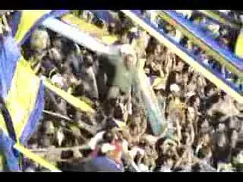 Video - Boca Juniors Singing Fans - La 12 - Boca Juniors - Argentina