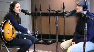 Interview with Amber Rubarth (Part 1) - Berklee Internet Radio Network