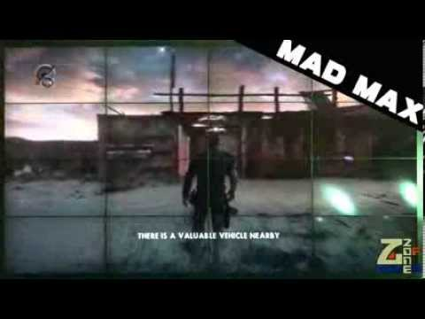 mad max xbox one gameplay