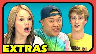 YouTubers React to YouTube Comments System (EXTRAS #49)