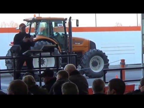 TREKKER VEILING IN MEPPEN & RITCHIE BROS (видео)