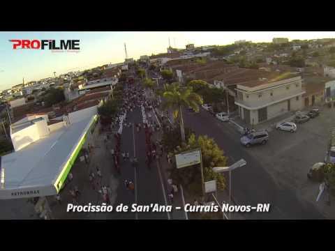 PROCISSÃO DE SANT'ANA   CURRAIS NOVOS RN