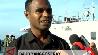 Video Daud Yanggroseray Pengawal Pribadi Presiden Asal Papua MP3, 3GP, MP4, WEBM, AVI, FLV Juni 2018