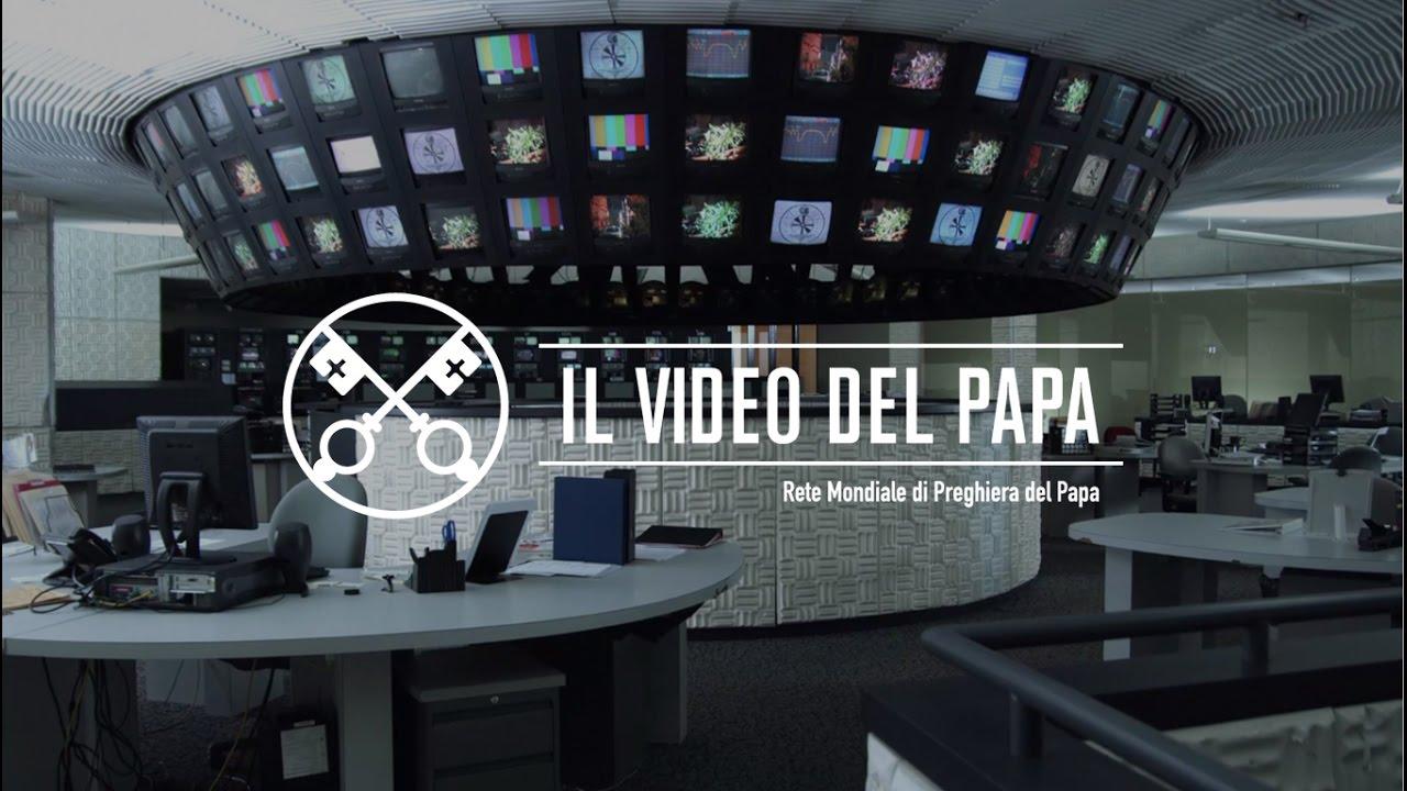 Le intenzioni di preghiera del Papa per ottobre 2016