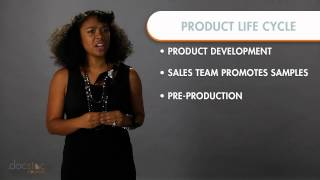 Cassie Betts outlines the stages involved in taking your fashion product from concept to consumer. Cassie Betts is a Fashion...