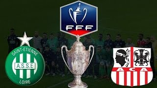 Ajaccio France  city photos : ASSE Ajaccio 2015-2016 (Coupe De France)
