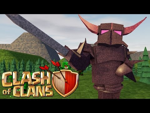 "Minecraft | Clash of Clans Nations 2.0 – Ep 16! ""RAIDING AS GODS"""