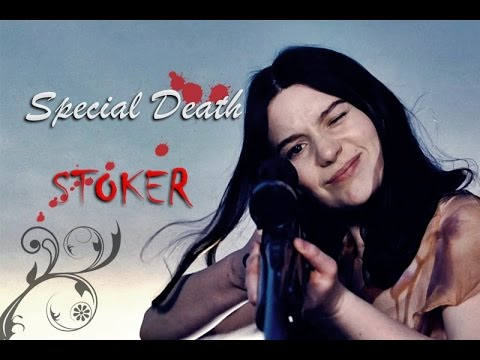 Stoker || the brown-eyed daughter