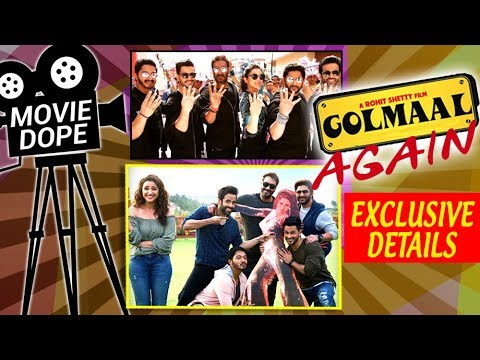 GOLMAAL AGAIN Exclusive Details | Golmaal 4 Story