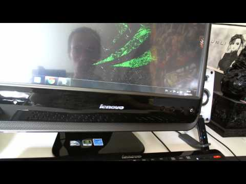 Lenovo C200 All In One Desktop Touch Screen