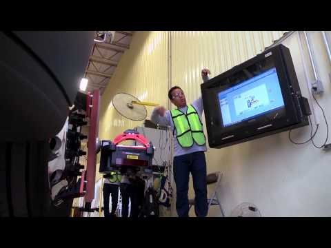 DATT Testing – International Truck Manufacturing Plant in Escobedo, Mexico