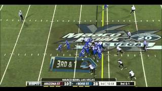"Doug Martin vs Arizona State 2011 ""Las Vegas Bowl"""