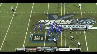 Doug Martin vs Arizona State (Las Vegas Bowl) (2011)