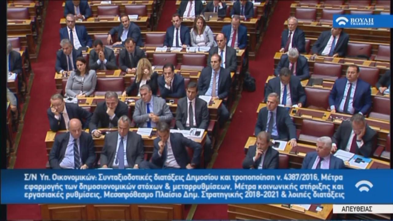 Χ.Σταϊκούρας (Εισηγητής ΝΔ)(Μέτρα εφαρμογής δημοσιον. στόχων και μεταρρυθμίσεων) (17/05/2017)