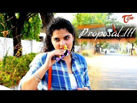 Proposal    Latest Telugu Short Film 2017    By Mahesh Tatipally&Sachin Reddy