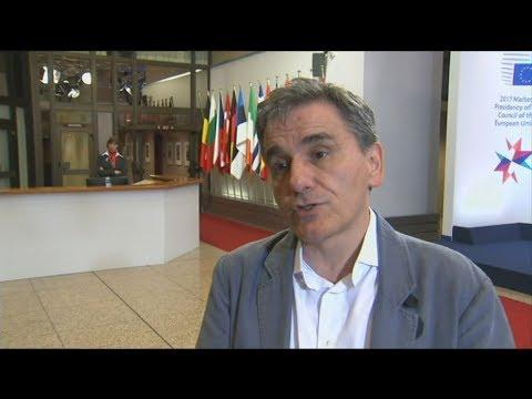 Ευ. Τσακαλώτος: Εφικτή συνολική συμφωνία στο επόμενο Eurogroup