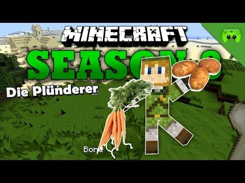DIE PLÜNDERER «» Minecraft Season 8 # 8 | HD