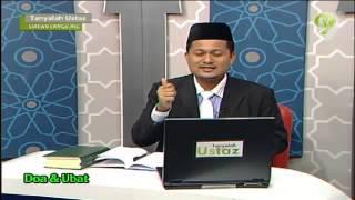Ustaz Sharhan - Doa dan Ubat 1