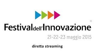 Anteprima del video Festival dell'Innovazione 2015 – Lectio Magistralis di Salvatore Iaconesi