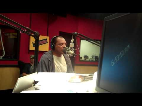 Comedian John Witherspoon on the Tom Joyner Morning Show