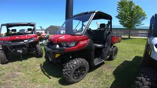 8. 2019 Can-Am DEFENDER XT HD8 - New Side x Side For Sale - Hudson, WI