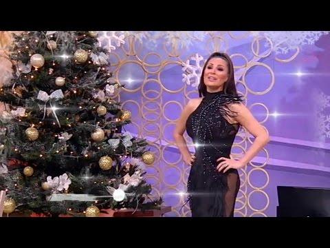 Ceca Ražnatović – Novogodišnji program – (TV Pink 2017 i TV Palma Plus 2017) – Novogodišnji show