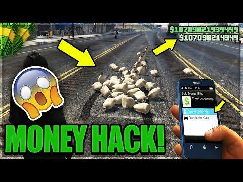NEW MONEY DROP HACK IN GTA 5 ONLINE! (INSANE MONEY METHOD HACK)