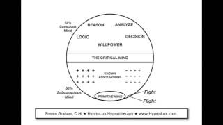 "Video: ""Theory of mind"" by Steven Graham, C.Ht of HypnoLux Hypnotherapy"