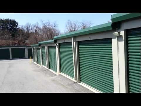 Tour of Regular Storage Units